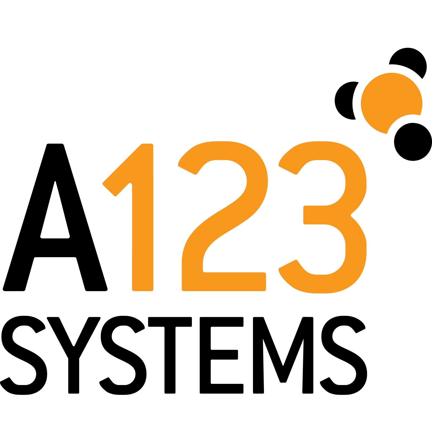 A123 Systems, Inc. Logo