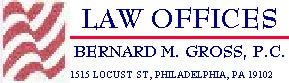 Law Offices Bernard M. Gross PC