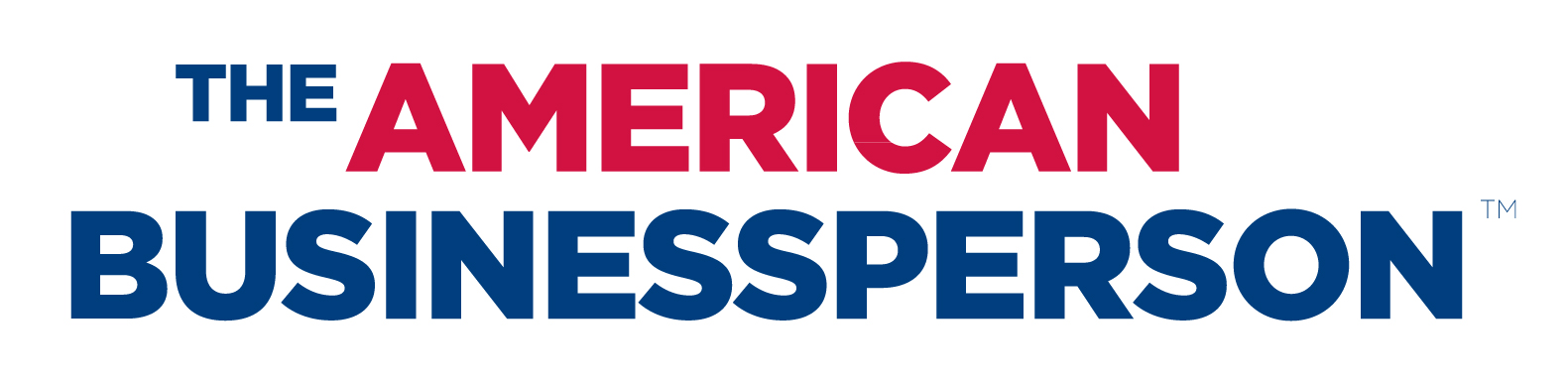 The American Businessperson Logo
