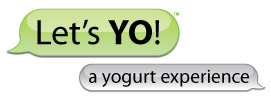 Let's YO! Yogurt Corp logo