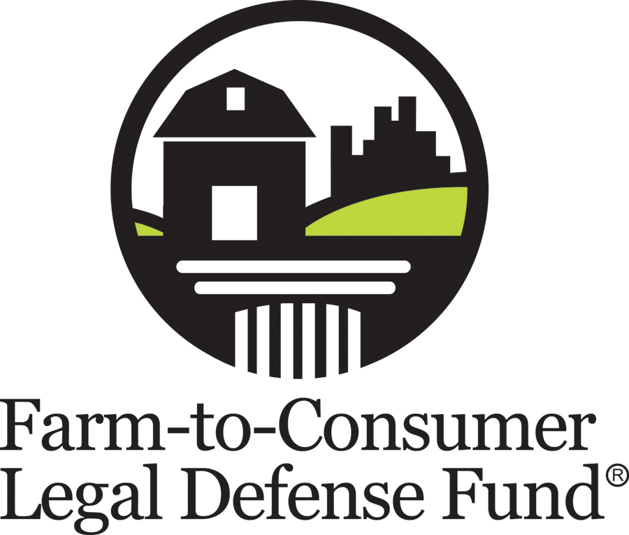 Farm-to-Consumer Legal Defense Fund Logo