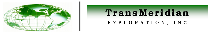 Transmeridian Exploration, Inc Logo