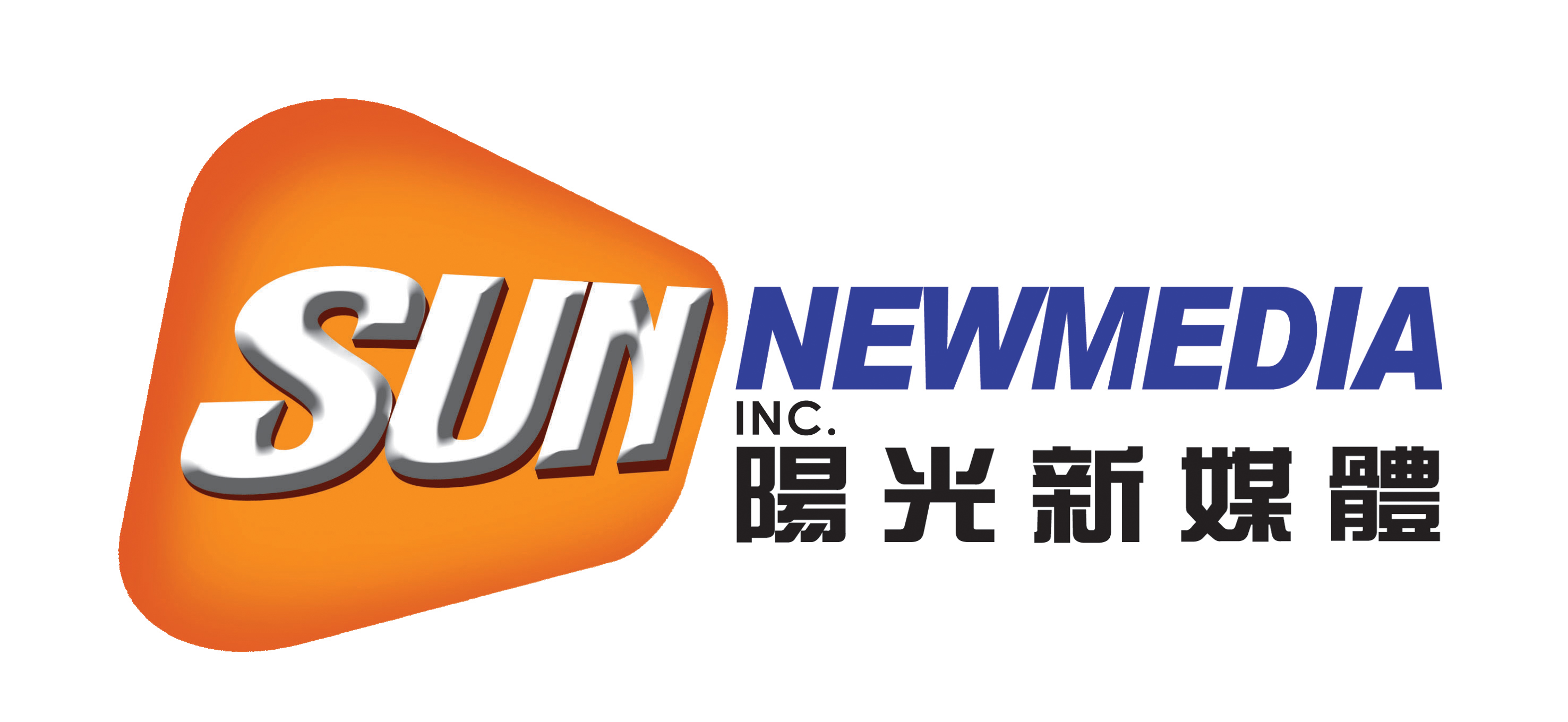 Sun New Media Inc. Logo