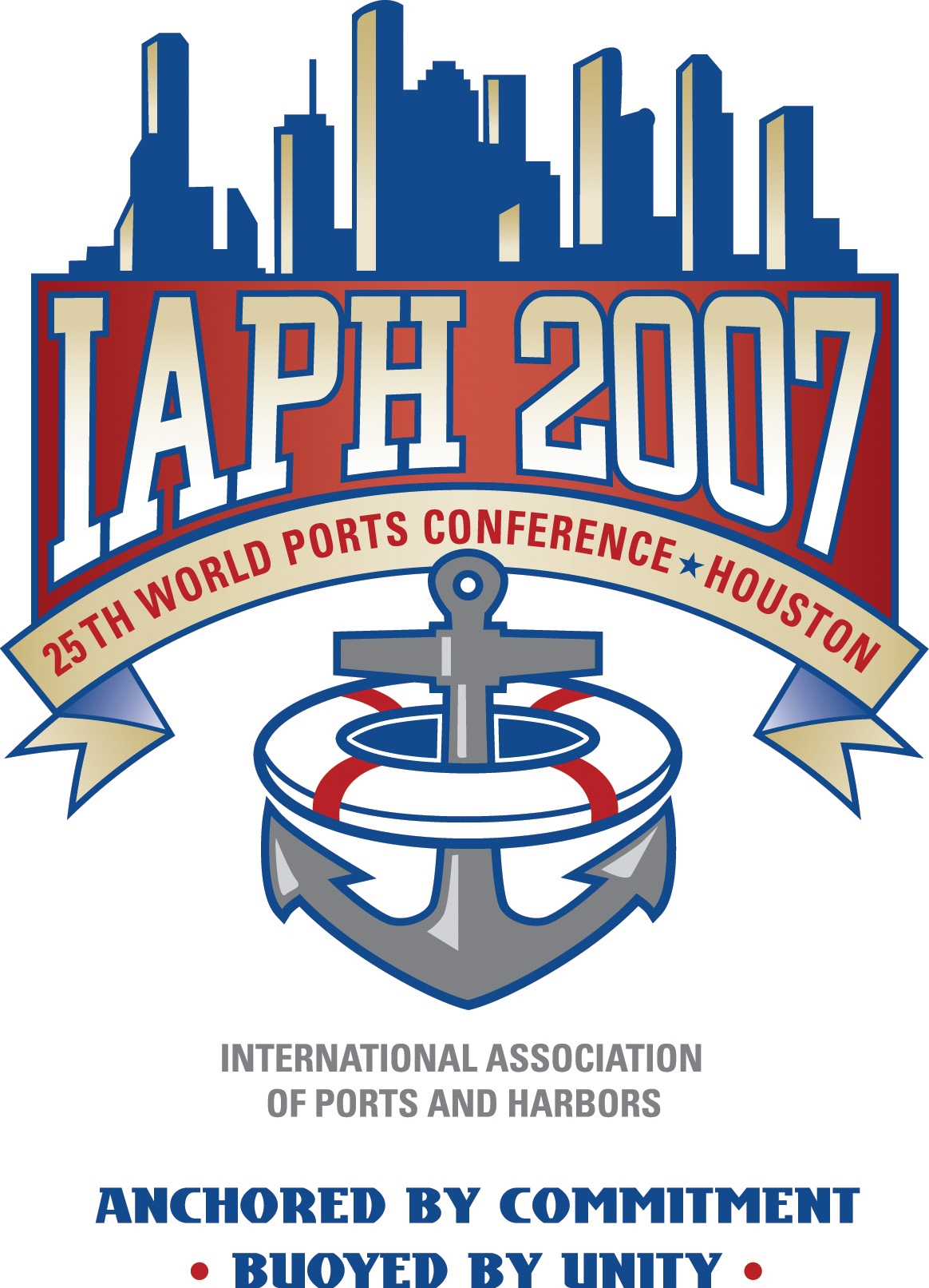 International Association of Ports and Harbors Logo
