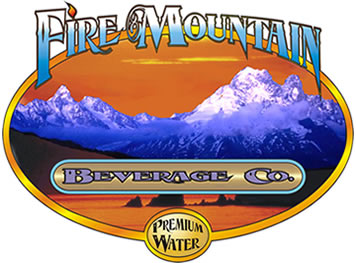 Fire Mountain Beverage Co. Logo