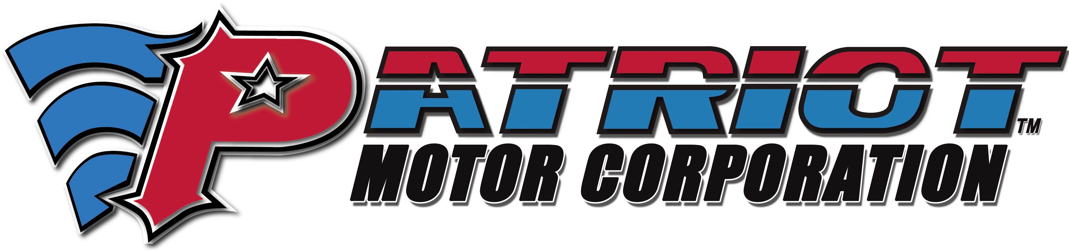 Patriot Motor Corporation Logo