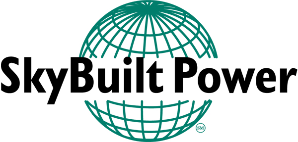 SkyBuilt Power, Inc. Logo