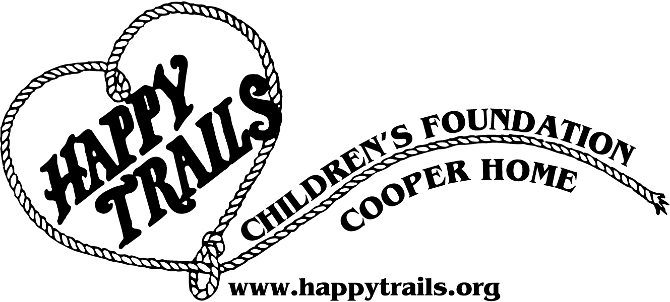 Happy Trails Children's Foundation Cooper Home Logo