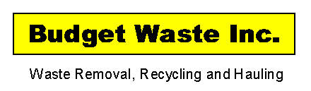 Budget Waste Inc. Logo