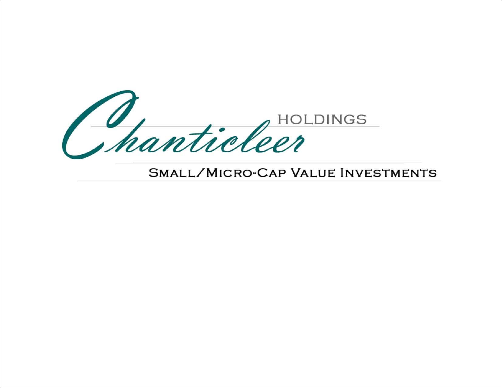Chanticleer Holdings, Inc logo
