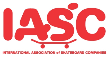 International Association of Skateboard Companies (IASC) Logo