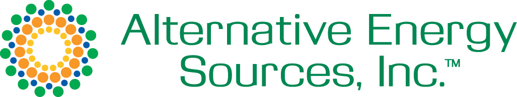 Alternative Energy Sources Inc. Logo