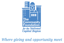 The Community Foundation for the National Capital Region Logo
