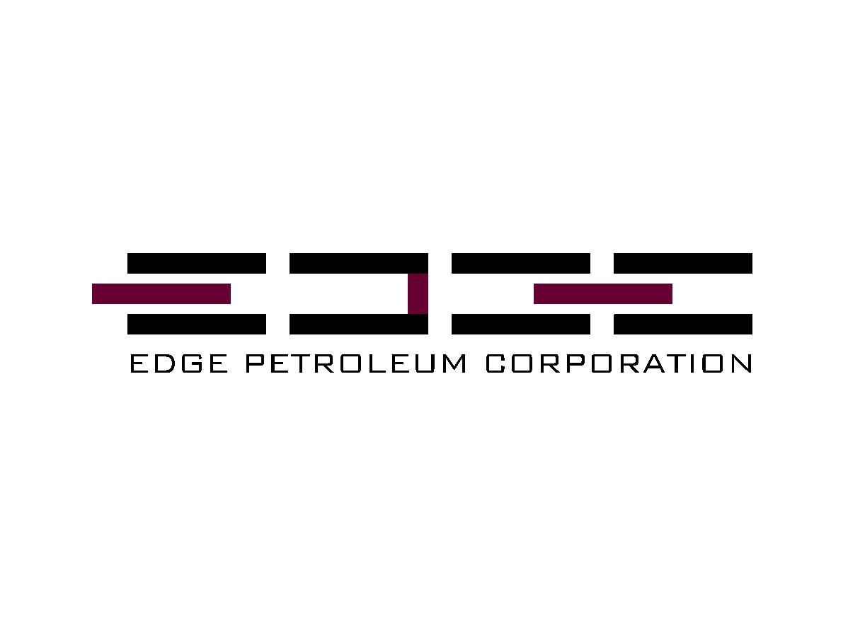 Edge Petroleum Corporation Logo