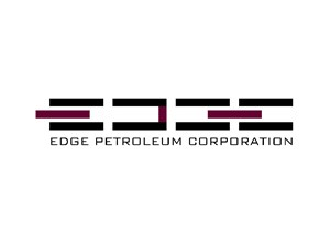 Edge Petroleum Corporation Announces Sale of Substantially