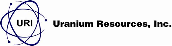 Uranium Resources, Inc.