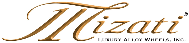 Mizati Luxury Alloy Wheels, Inc. Logo