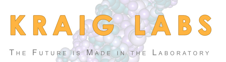 Kraig Biocraft Laboratories, Inc. Logo