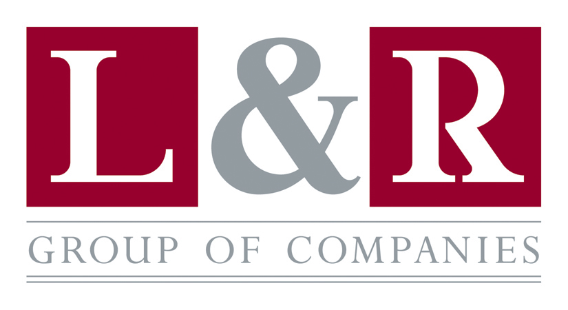 L&R Group Combo Logo