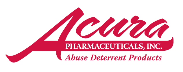 Acura Pharmaceuticals, Inc. Logo