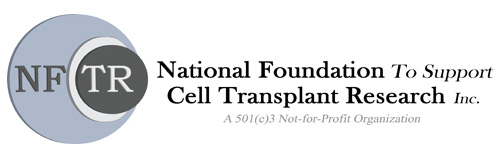National Foundation to Support Cell Transplant Research, Inc. Logo