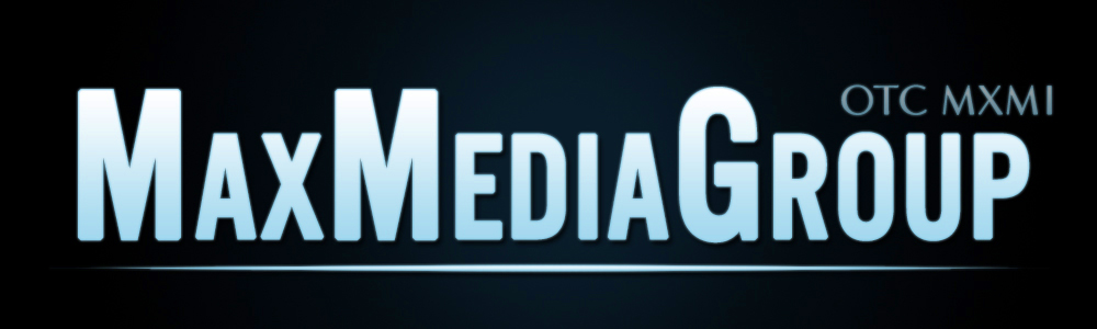 Max Media Group, Inc. Logo