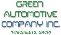 Green Automotive Company, Inc. Logo