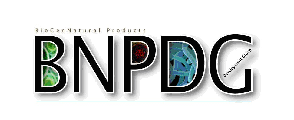 BioCen Natural Products Development Group Logo