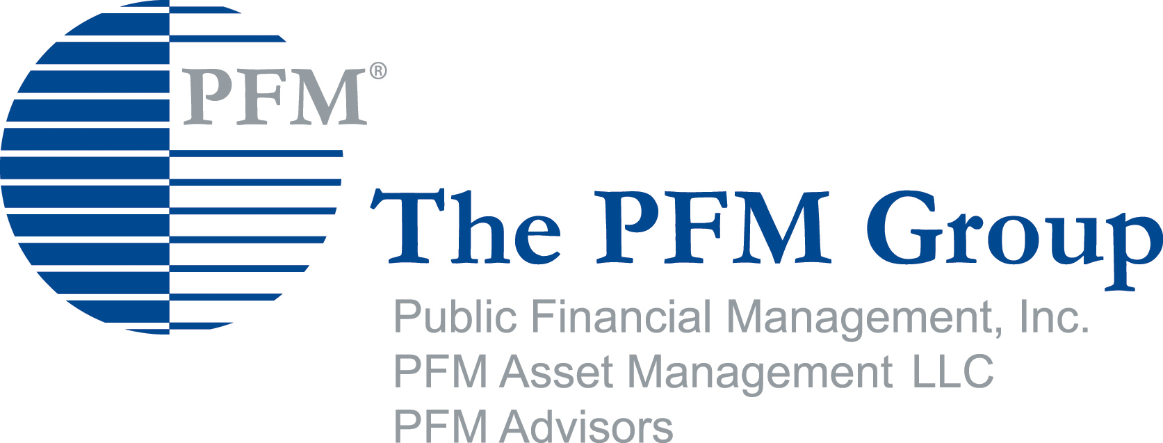 The PFM Group Logo