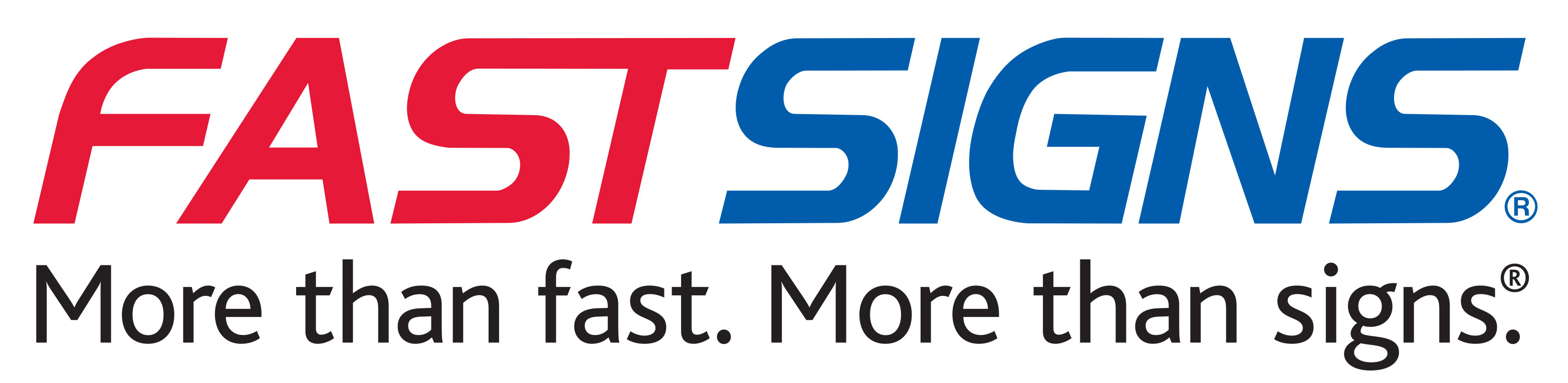 FASTSIGNS International, Inc. Logo