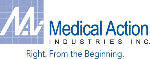 Medical Action Industries Inc. Logo