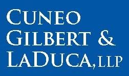 Cuneo Gilbert & Laduca, LLP Sues HSBC Bank USA, NA