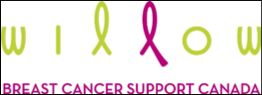 Willow Breast Cancer Support Canada logo