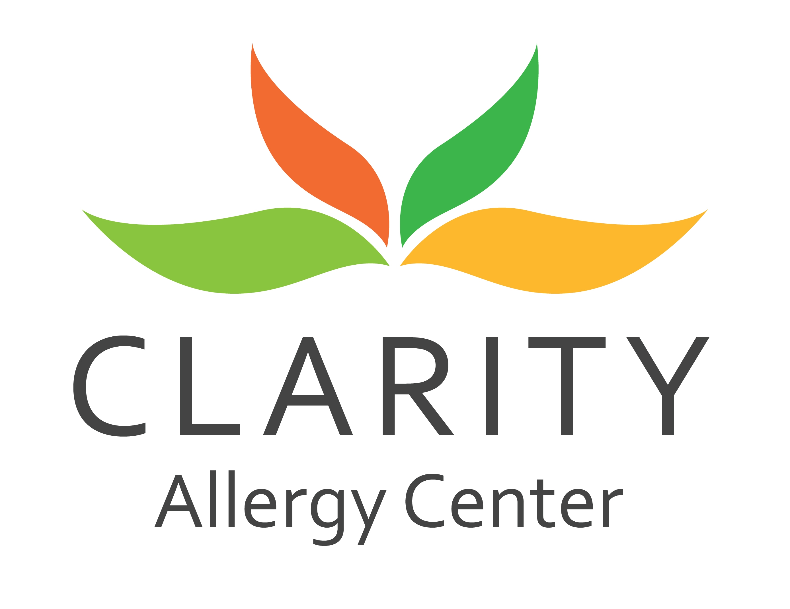 Clarity Allergy Center Logo