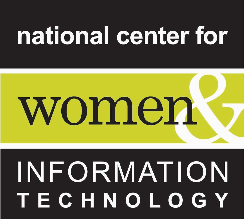 NCWIT Award for Aspirations in Computing logo
