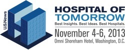 Hospital of Tomorrow logo
