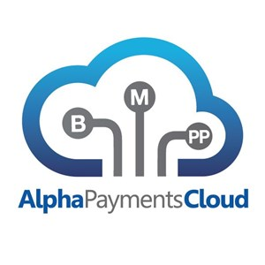 Alpha Payments Cloud Logo