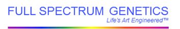 Full Spectrum Genetics logo