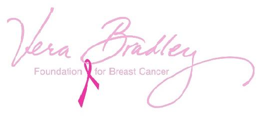 Vera Bradley Foundation for Breast Cancer logo