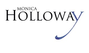 Author Monica Holloway Logo