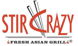 Stir Crazy Fresh Asian Grill logo