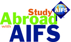 Study Abroad With AIFS logo