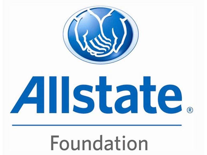 The Allstate Foundation logo