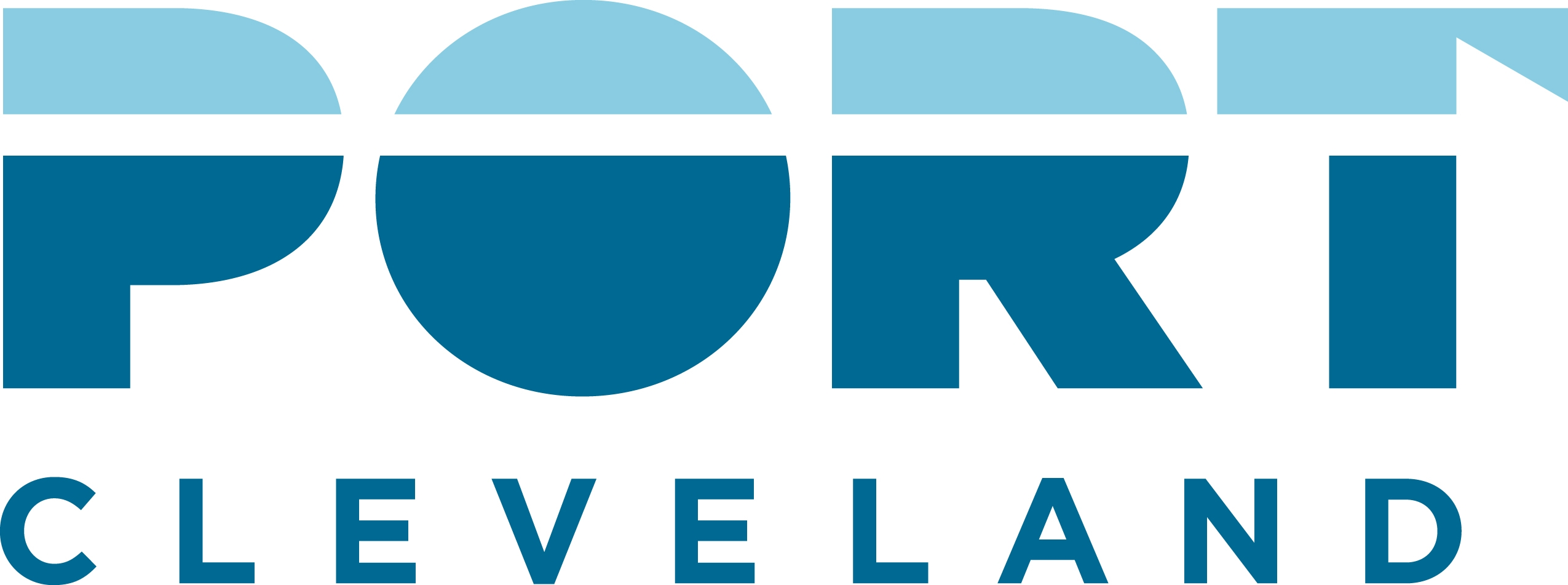 The Port of Cleveland logo