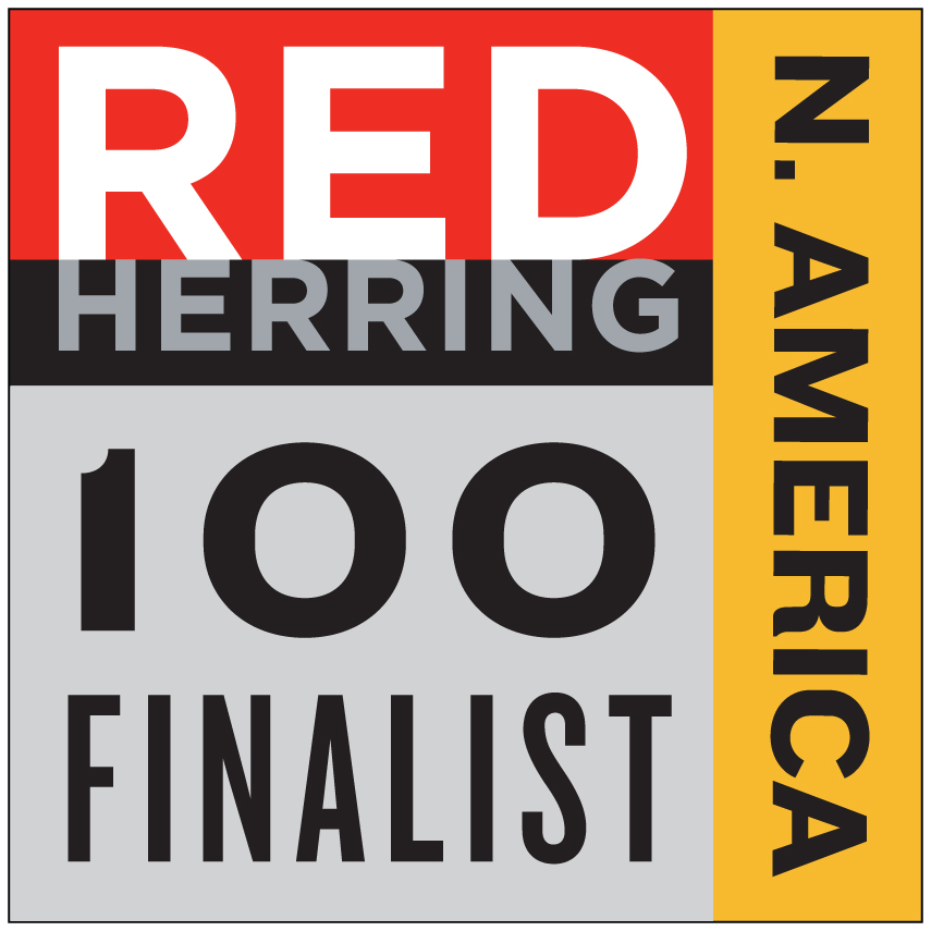 Red Herring Top 100 North America Award Logo