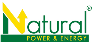 Natural Power and Energy Logo