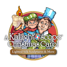 KaLightoscope Christmas Carol Logo