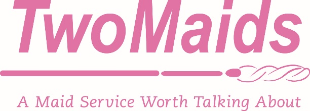 Two Maids & A Mop Logo