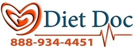 Diet Doc HCG Diet and Weight Loss Logo