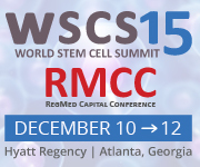 World Stem Cell Summit Secondary Logo